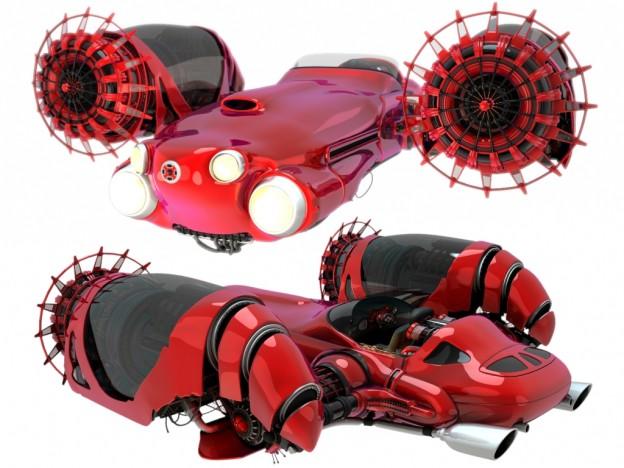 Calvin_Culy_2007_Futuristic_Vehicle