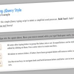 typing-jquery