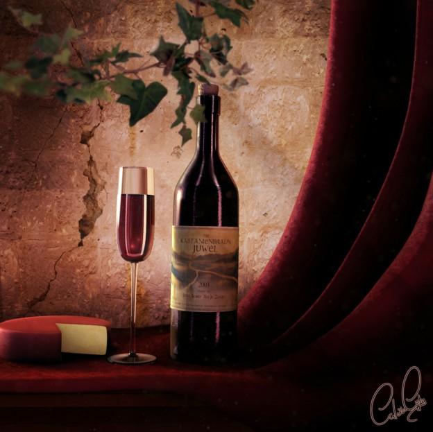 Wine on Velvet